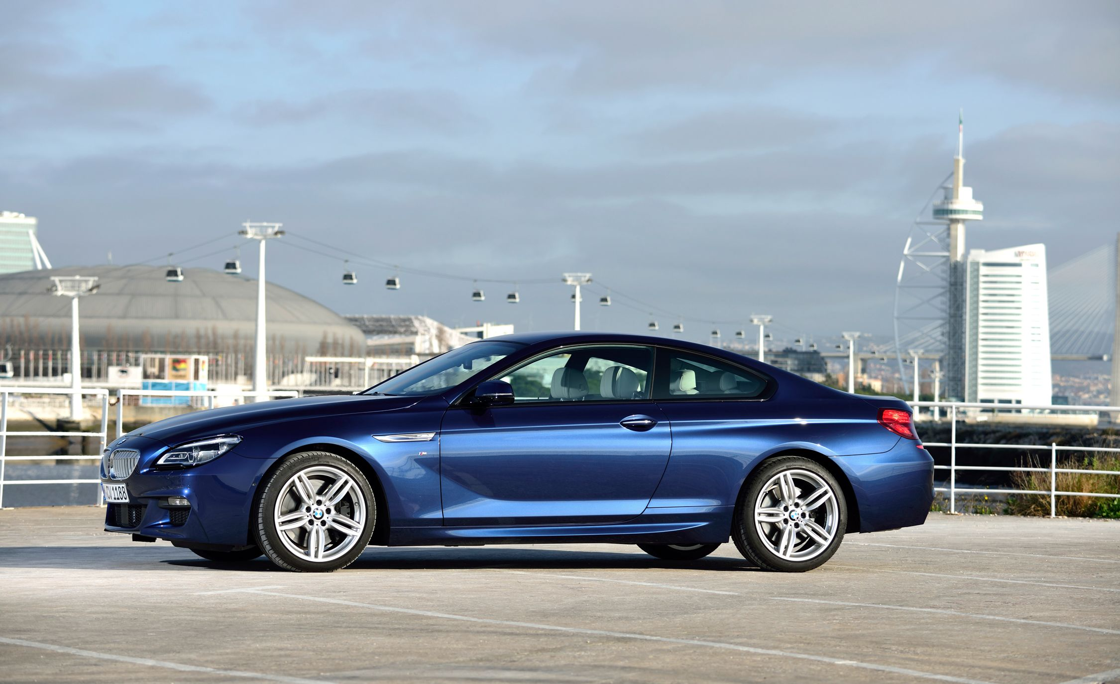 2018 Bmw 6 Series Reviews Price Photos And Specs Car Driver