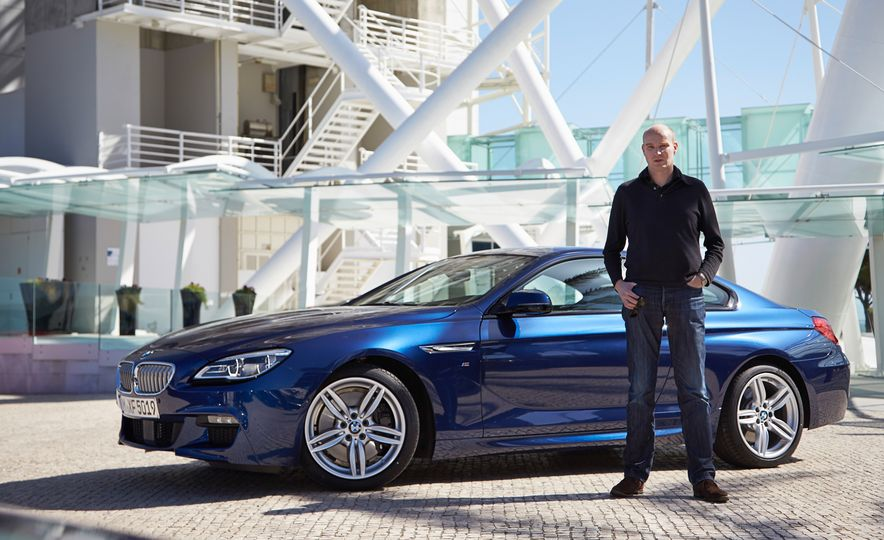 2016 BMW 650i coupe - Slide 13