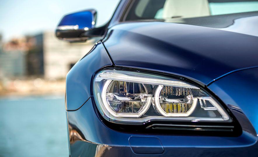 2016 BMW 650i coupe - Slide 14