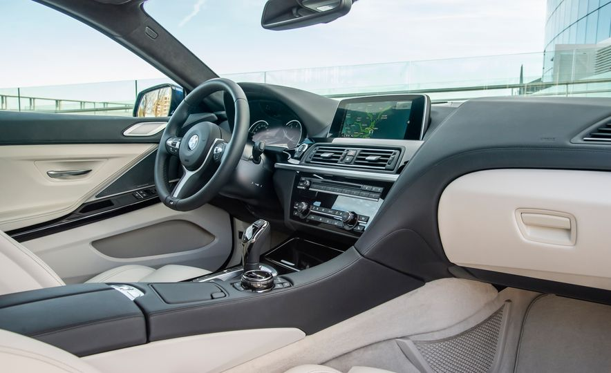 2016 BMW 650i coupe - Slide 15