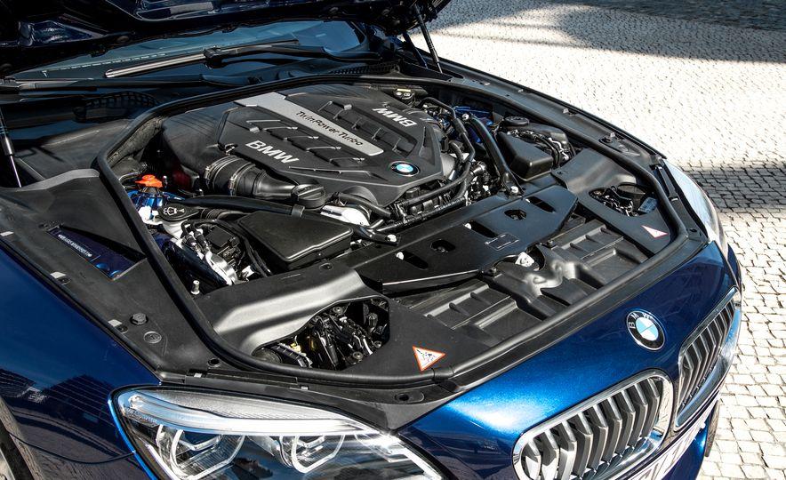 2016 BMW 650i coupe - Slide 16