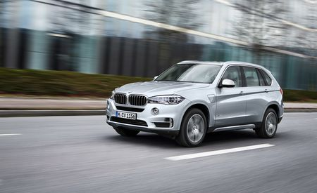 2016 BMW X5 xDrive40e Plug-In Hybrid – Official Photos and Info