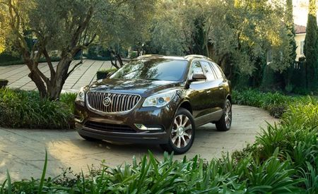 Out of the Kitchen and into the Driveway: Buick Enclave Tuscan Edition