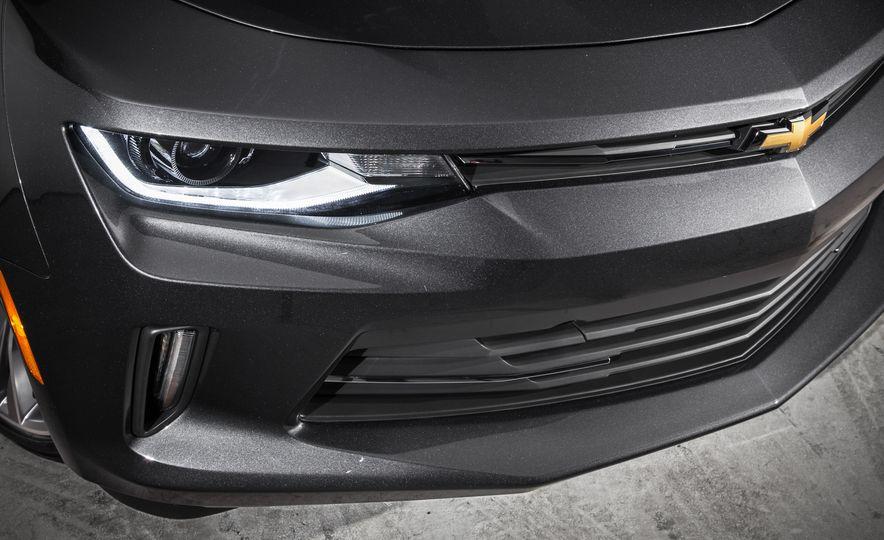 2016 Chevrolet Camaro prototype - Slide 12