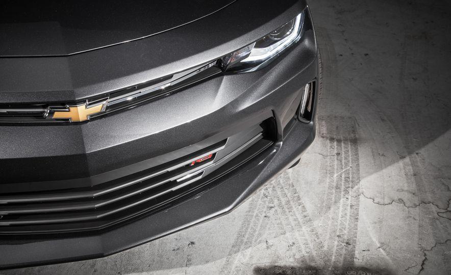 2016 Chevrolet Camaro prototype - Slide 14