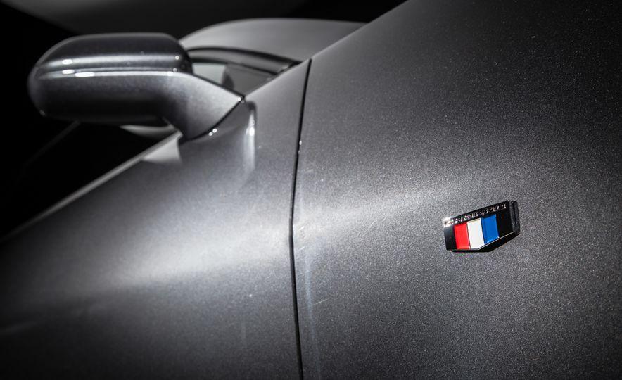 2016 Chevrolet Camaro prototype - Slide 16