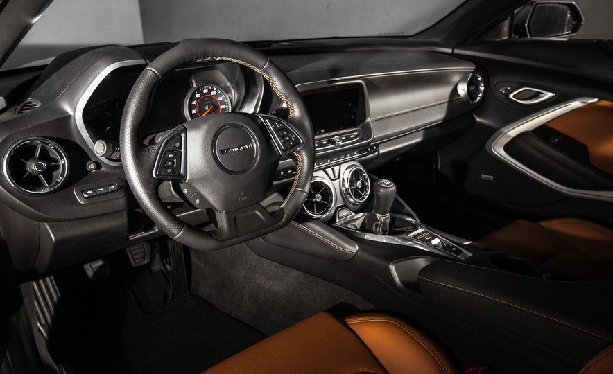 2016 Chevrolet Camaro prototype - Slide 20