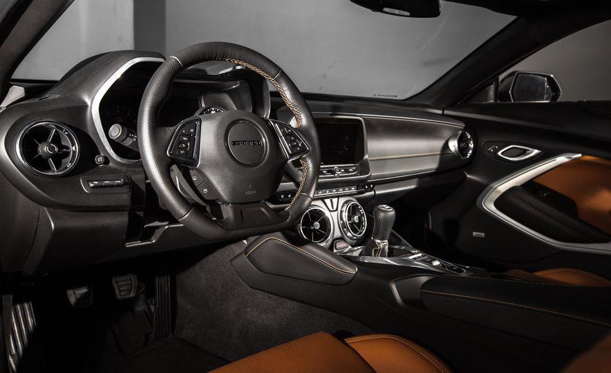 2016 Chevrolet Camaro prototype - Slide 21
