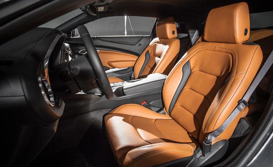 2016 Chevrolet Camaro prototype - Slide 22
