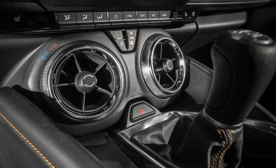 2016 Chevrolet Camaro prototype - Slide 24