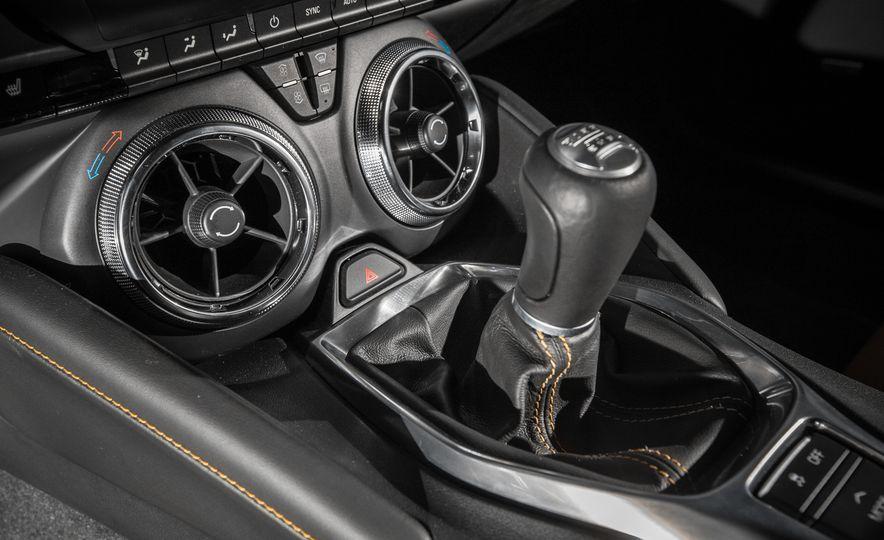 2016 Chevrolet Camaro prototype - Slide 25