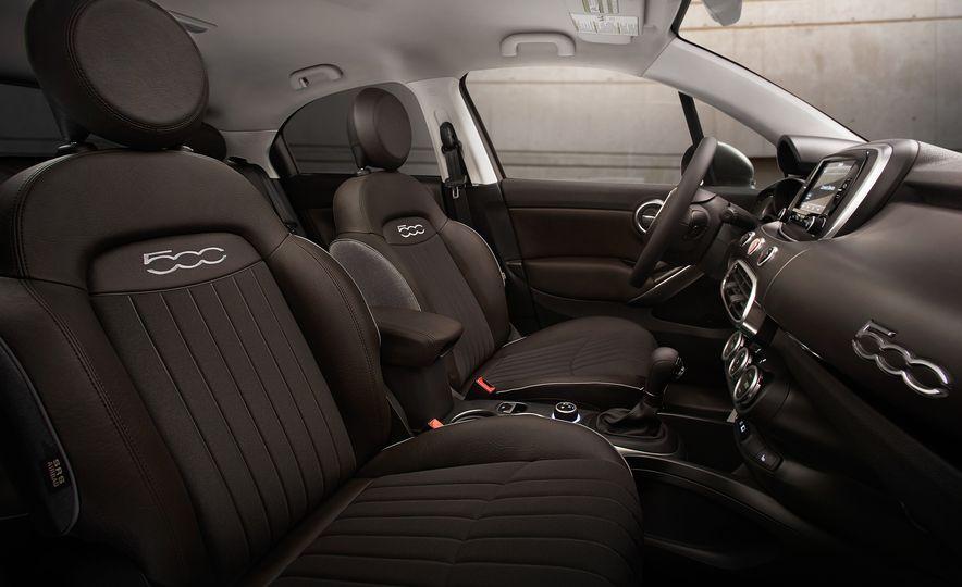 2016 Fiat 500X Trekking Plus and Lounge - Slide 68