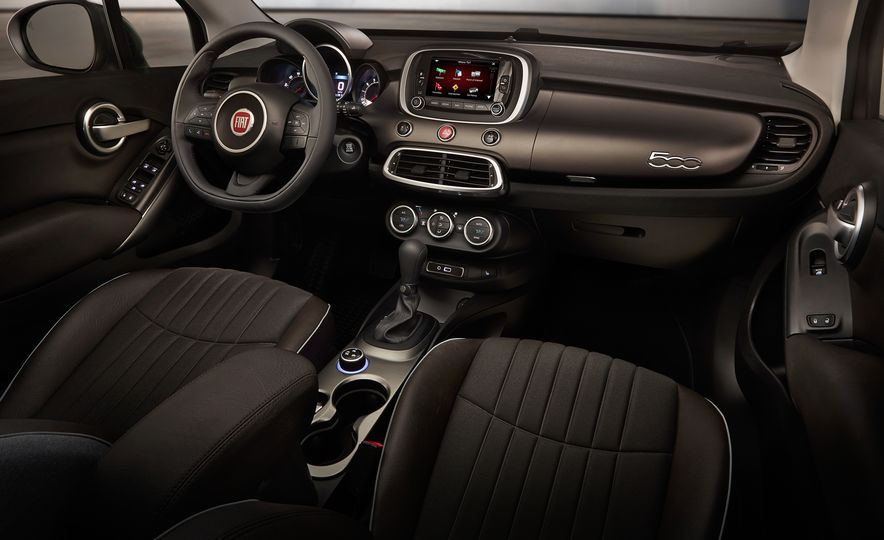 2016 Fiat 500X Trekking Plus and Lounge - Slide 69