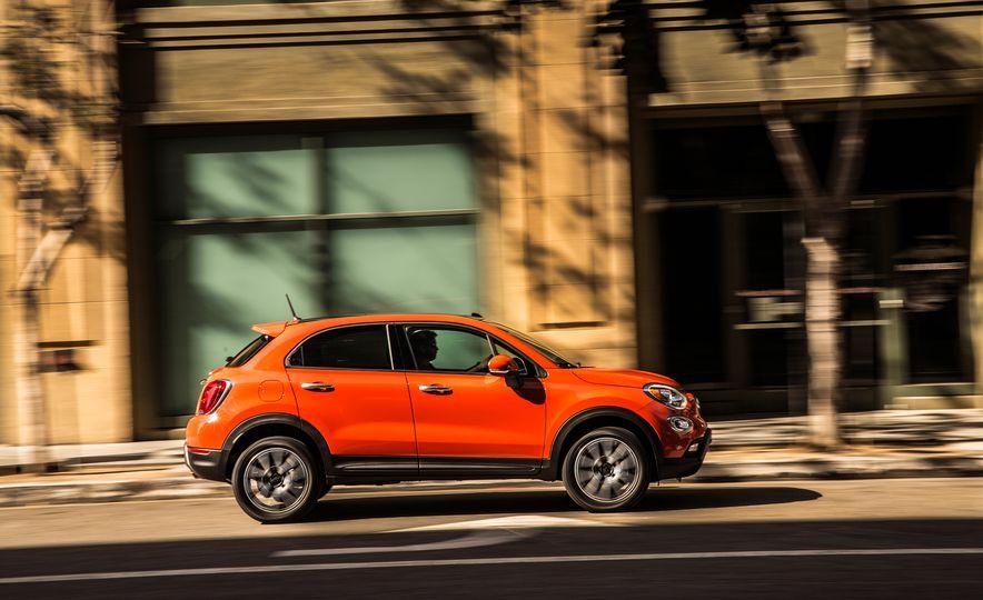 2016 Fiat 500X Trekking Plus and Lounge - Slide 18