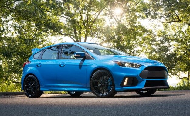 2019 Ford Focus Rs Reviews Ford Focus Rs Price Photos And Specs