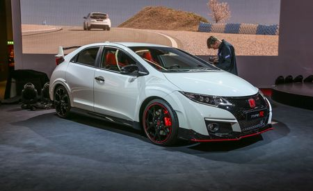 2016 Honda Civic Type R Debuts: It's Your Everyday 168-mph Civic – Official Photos and Info