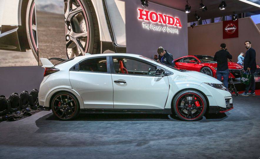 2015 Honda Civic Type R  Photo Gallery  Car and Driver
