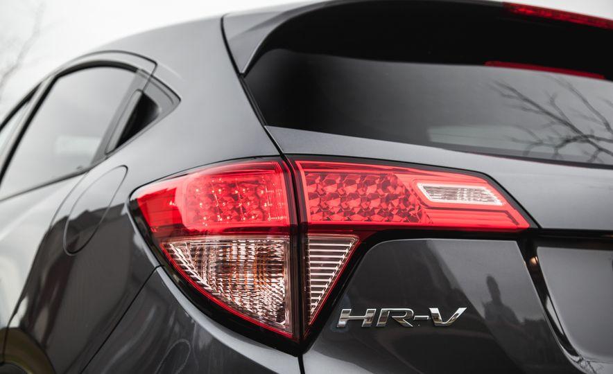 2016 Honda HR-V - Slide 20