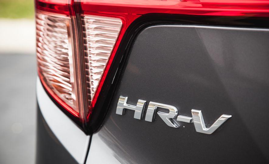2016 Honda HR-V - Slide 22
