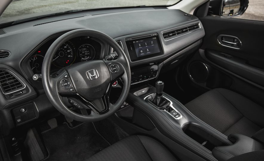 2016 Honda HR-V - Slide 27