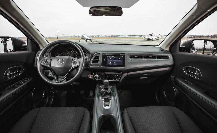 2016 Honda HR-V - Slide 29