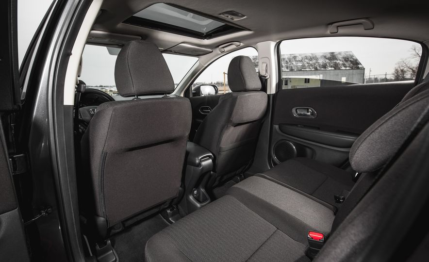 2016 Honda HR-V - Slide 32