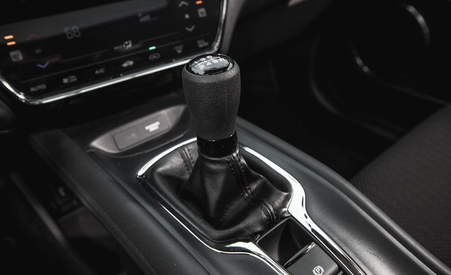 2016 Honda HR-V - Slide 41