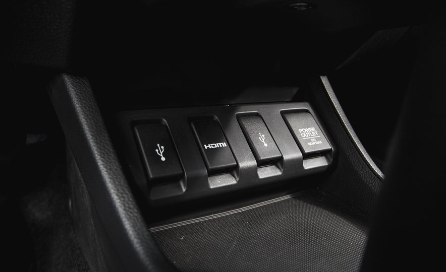2016 Honda HR-V - Slide 42