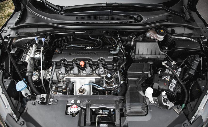 2016 Honda HR-V - Slide 43