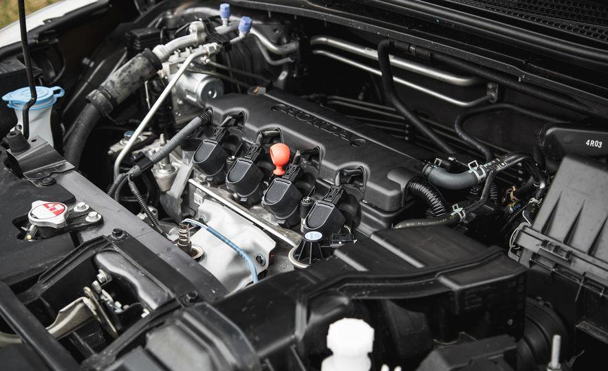 2016 Honda HR-V - Slide 44