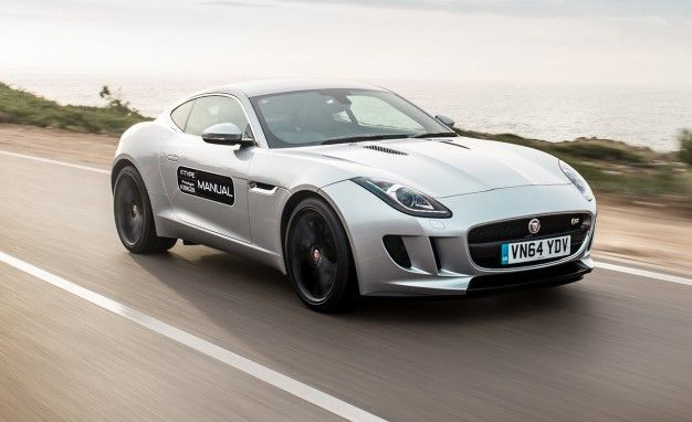 Jaguar f type price