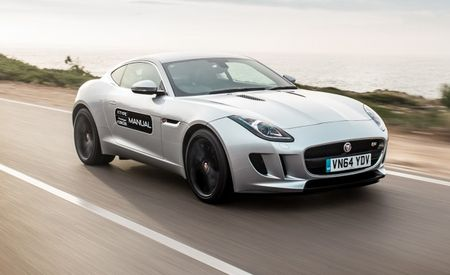 2016 Jaguar F-type Pricing: Manual Transmissions or AWD Now Optional