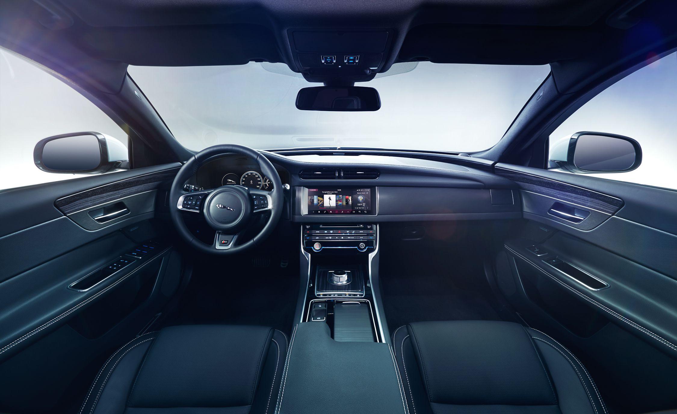 2019 Jaguar Xf Reviews Price Photos And Specs Car Driver