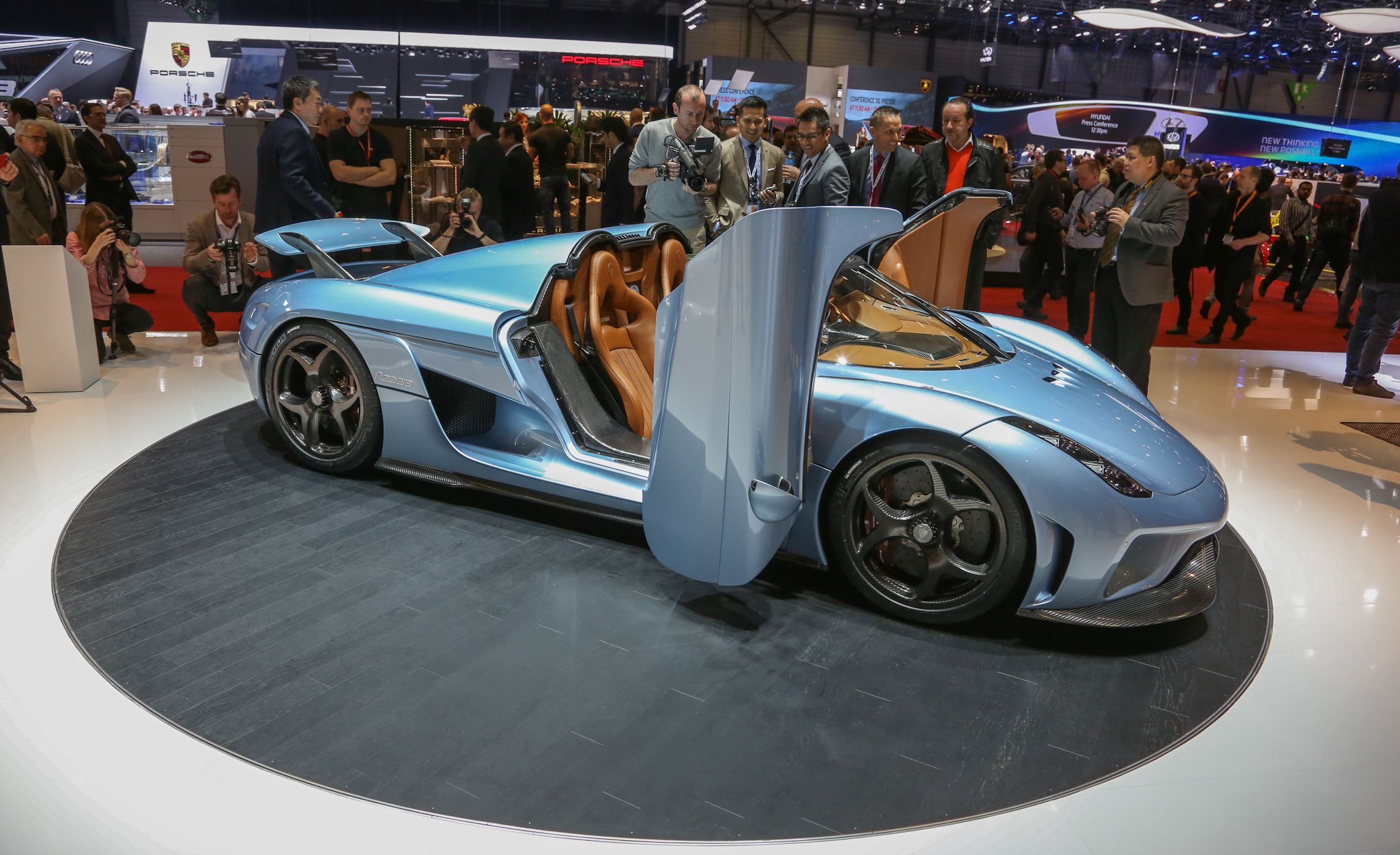 2018 Koenigsegg Regera Reviews Price Photos And Specs Car Driver