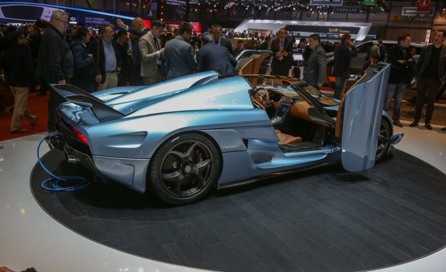 Our Picks for the Very Best from the 2015 Geneva Auto Show - Slide 15