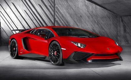 SV? More Like SE: 2016 Lamborghini Aventador Superveloce Is Super Expensive