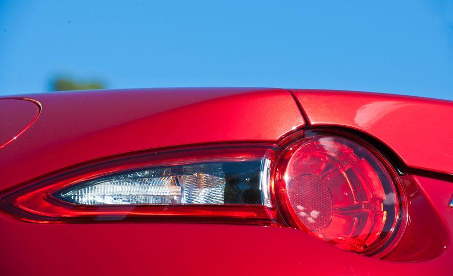 2016 Mazda MX-5 Miata (Euro-spec) - Slide 36