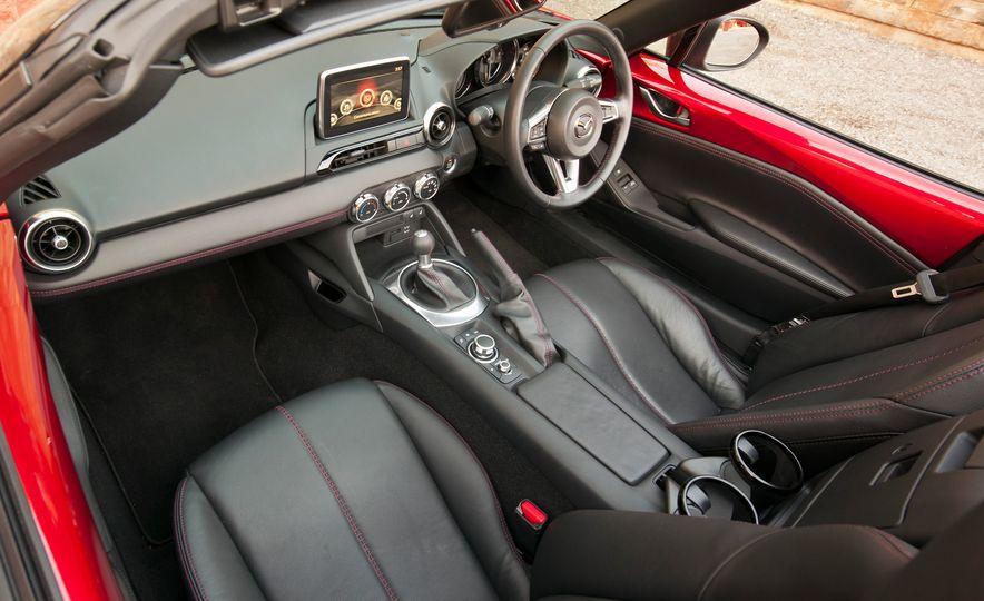 2016 Mazda MX-5 Miata (Euro-spec) - Slide 40
