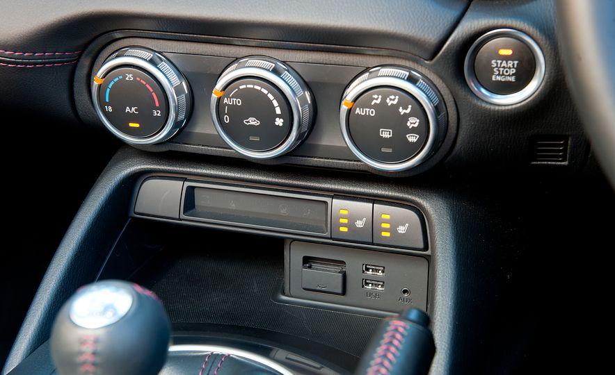 2016 Mazda MX-5 Miata (Euro-spec) - Slide 47