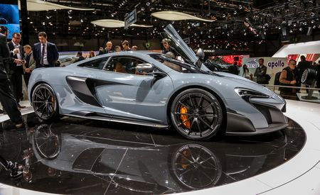 McLaren 675LT Limited to 500 Examples at $349,500 Each, Expected to Sell Out Within Days