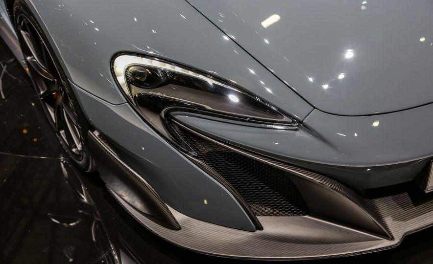 2016 McLaren 675LT - Slide 31
