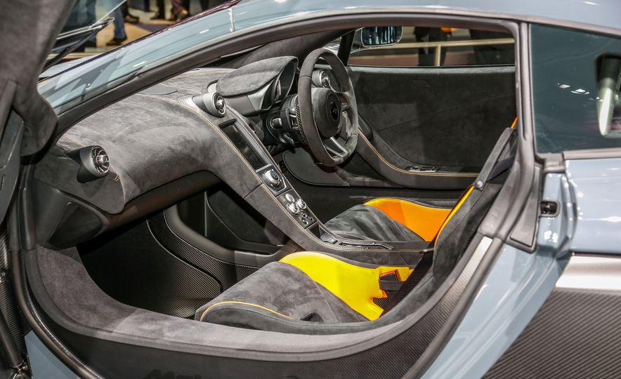 2016 McLaren 675LT - Slide 40