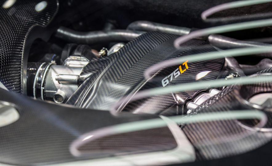 2016 McLaren 675LT - Slide 48