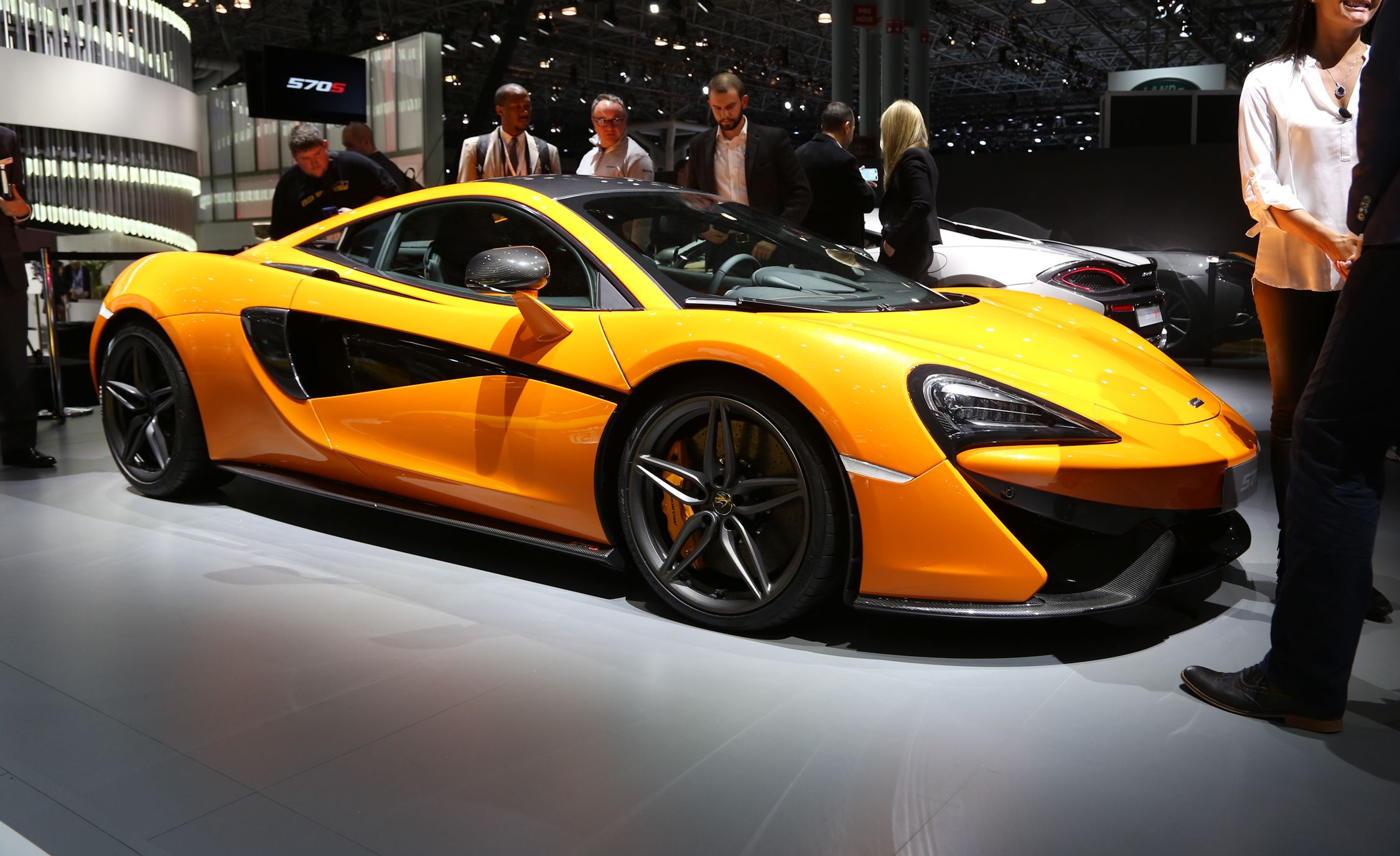 2016 McLaren 570S Photos and Info  News  Car and Driver