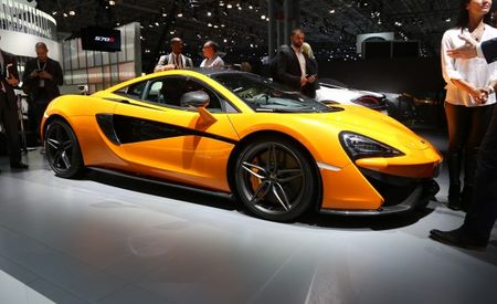 How Much Will a 2016 McLaren 570S Cost? Now We Know
