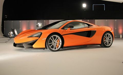 """mclaren sports series cadence: 570s """"longtail"""" likely before spider"""