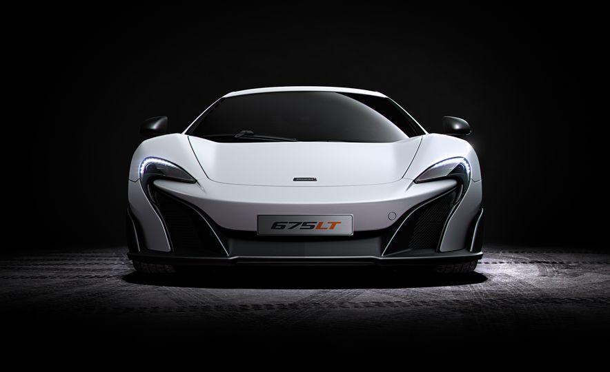 2016 McLaren 675LT - Slide 60