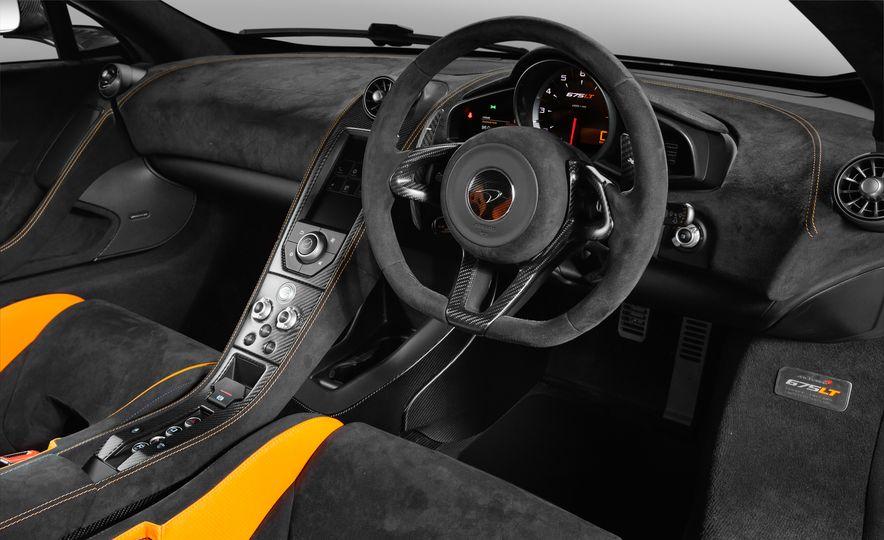 2016 McLaren 675LT - Slide 57