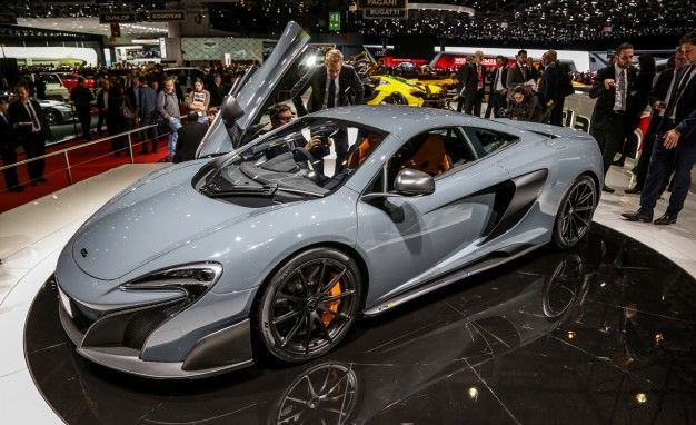 Eight of the most amazing luxury supercars unveiled