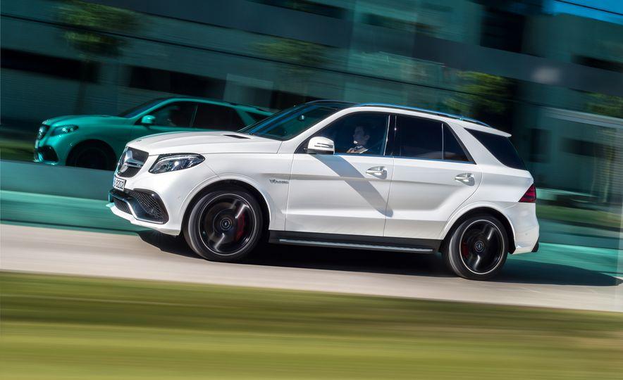2016 Mercedes-AMG GLE63 S-Model - Slide 5